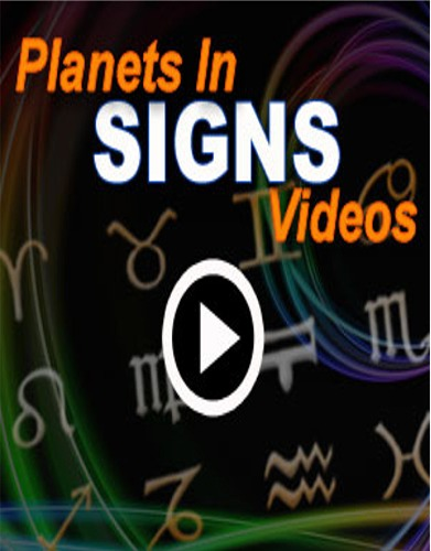 Planets thru the signs Astrology Videos